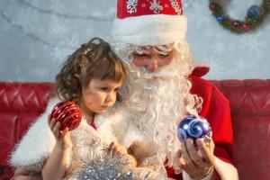 Для чего Дед Мороз превращается в… папу?