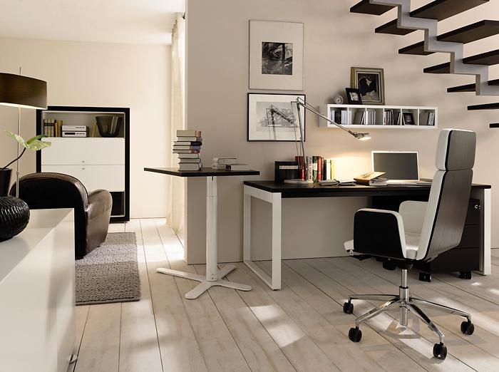 Домашний офис: как настроиться на серьезный лад