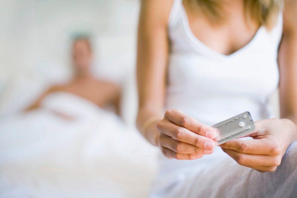 Аменорея после приема гормональных контрацептивов