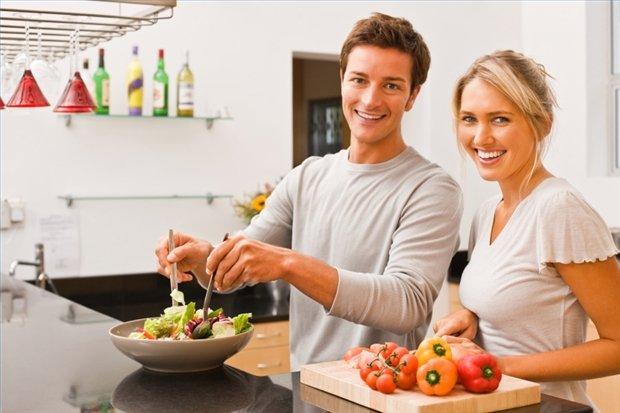 Как правильно питаться: раздельное питание