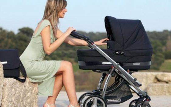 Покупка детской коляски из первых рук