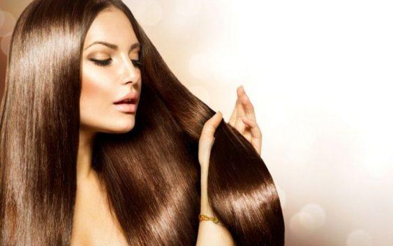 Укрепление окрашенных волос