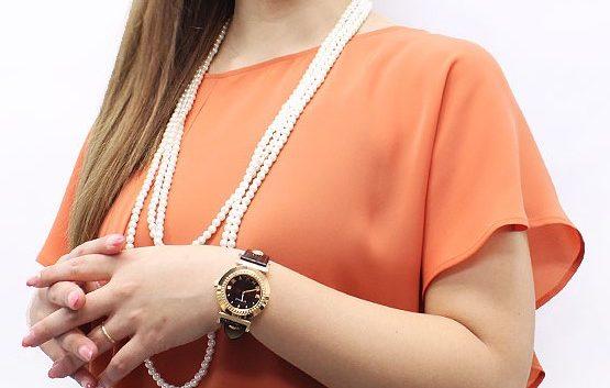 Современные коллекции часов от Versace