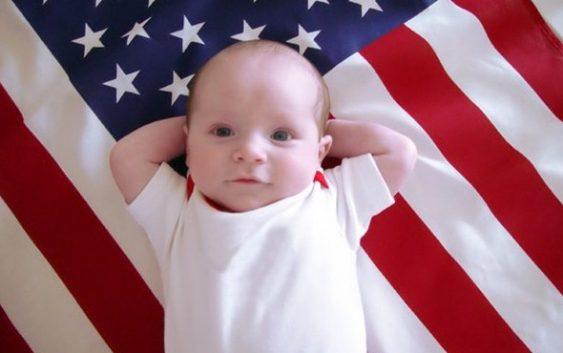 Роды в США