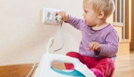 Безопасность в доме для малыша