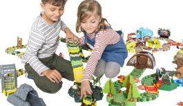 Следует ли разделять игрушки по гендерному виду