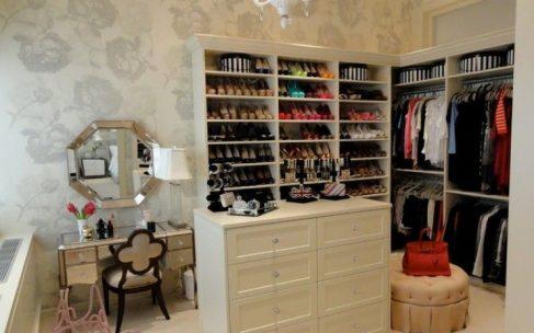 Советы по созданию гардеробной в вашем доме