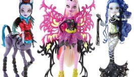 Коллекция кукол Monster High
