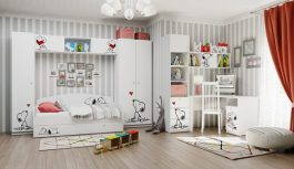 Мебель и аксессуары для детской комнаты
