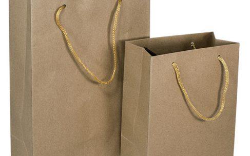 Бумажные пакеты — это экологично!