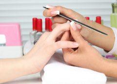 Все инструменты для маникюра и педикюра должны проходить санобработку