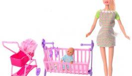 Как выбрать и купить куклу в Киеве?