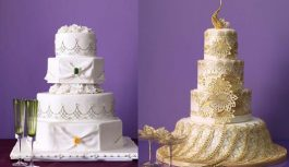 Сладкий свадебный сюрприз