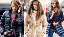 Выбираем пуховики: модные тенденции зимы