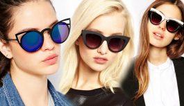 Солнцезащитные очки: модные модели для летнего сезона 2018 года
