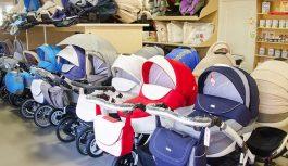 Магазин детских колясок как открыть?