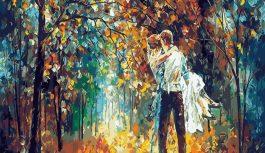 Романтические картины по номерам — незабываемый подарок на день Святого Валентина