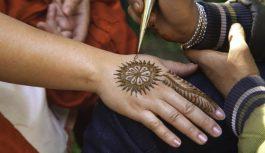 Менди – роспись тела по-индийски