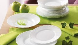 Почему фарфоровая посуда лучше?