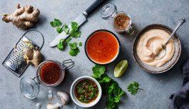 Основные виды азиатских соусов