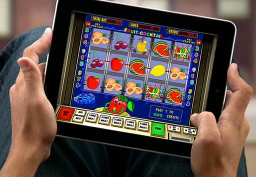 планшет на казино вулкан