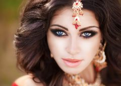 Макияж в арабском стиле: как сделать профессионально