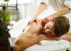 Основные приемы эротического массажа