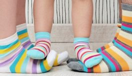 Как носки влияют на здоровье и настроение?